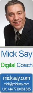 Mick Say Social Media Consultant