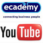 How to Add a YouTube Video's to Ecademy Pages