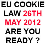 Is your website ready for the EU Cookie Law?
