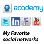 Social Media Marketing, My Favorite Social Networks