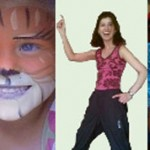 Vicky Robinson, Childrens Entertainer