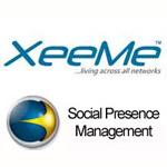 XeeMe Social Presence Management